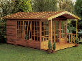 Click on image to see our range of Summerhouses, Playhouses & Gazebos
